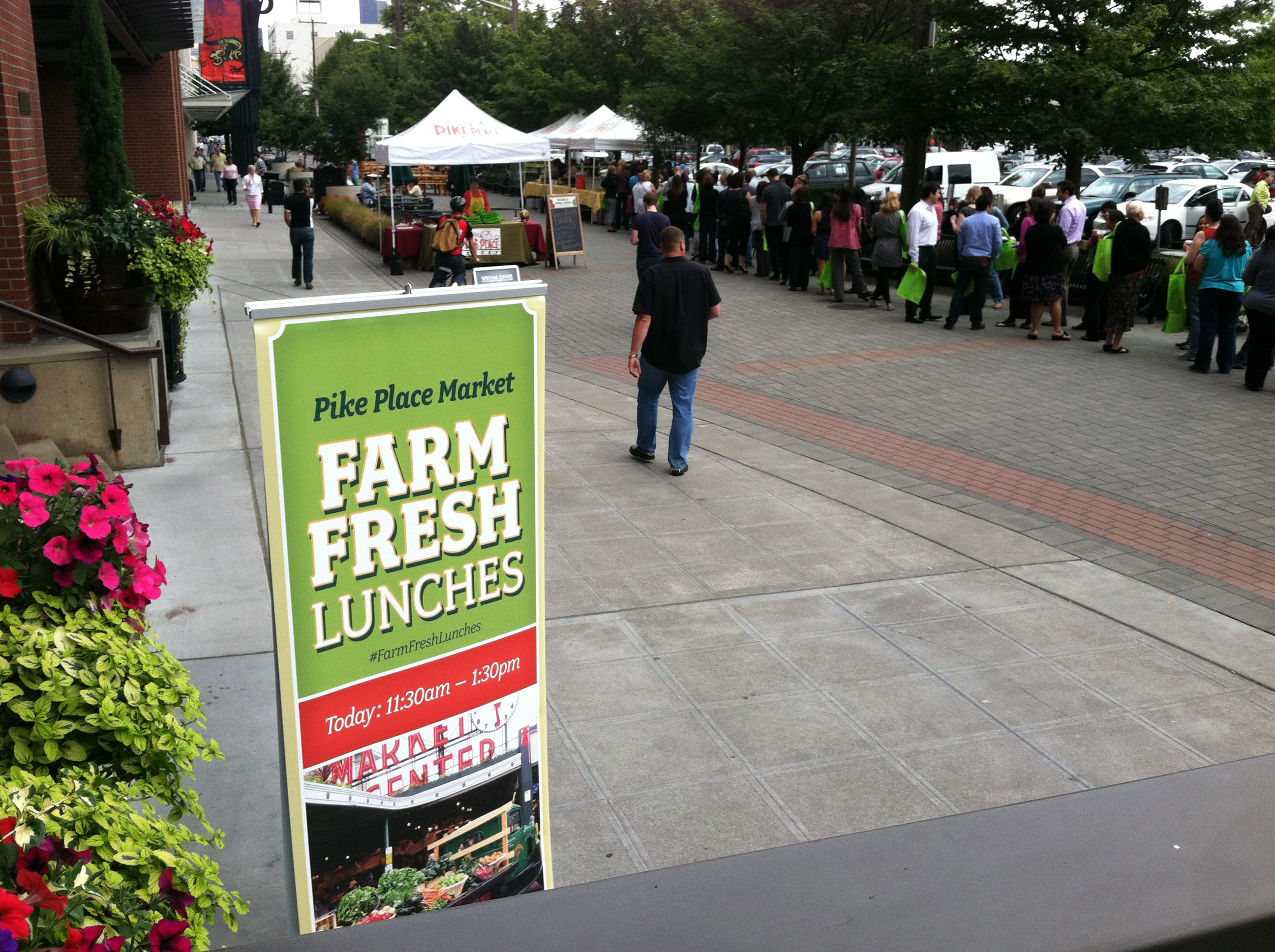 Farm Fresh Lunch - SoDo